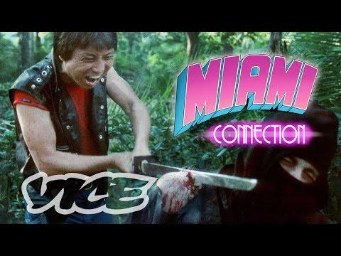 TaeKwonDo Rockers vs. CocaineDealing Ninjas: The True Story of 'Miami Connection'
