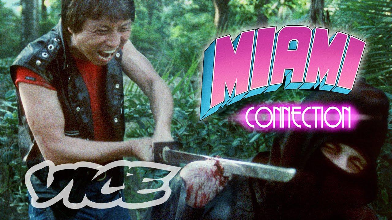 TaeKwonDo Rockers vs. Cocaine-Dealing Ninjas: The True Story of 'Miami Connection'