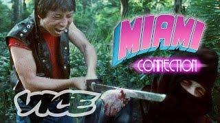 TaeKwonDo Rockers vs. Cocaine-Dealing Ninjas: The True Story of