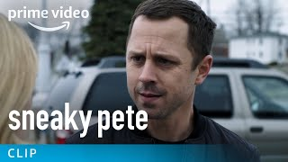 Sneaky Pete - Running Away | Prime Video
