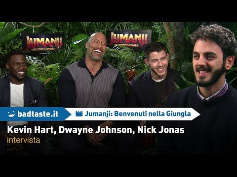 Jumanji: Dwayne Johnson, Nick Jonas, Kevin Hart on who could join the sequel