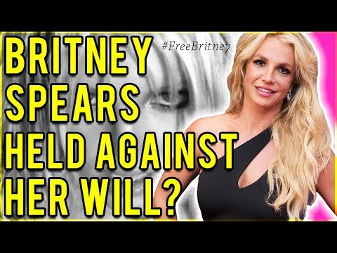 BRITNEY SPEARS HELD AGAINST HER WILL IN MENTAL HOSPITAL? #FreeBritney #FreeXBritney