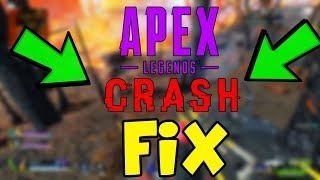 "HOW TO FIX ""APEX LEGENDS FREEZING BUG"" 100% WORKS"