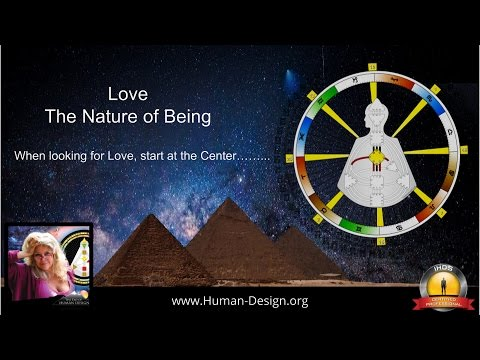 Love - The Nature of Being (Human Design System)
