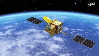 宇宙から地球を健康診断する衛星「しずく」