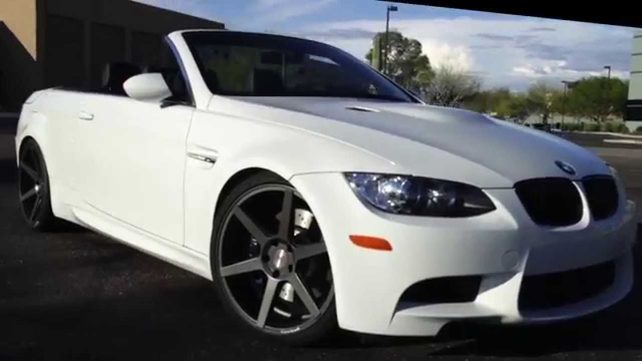 VF Supercharged M3  YouTube