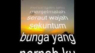 lefthanded ku dihalaman rindu with lyrics