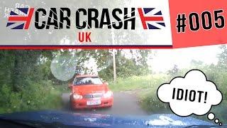 [UK] Bad Driving & Car Crash Compilation #005 JUNE 2016