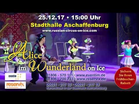 Alice im Wunderland 2017 Aschaffenburg