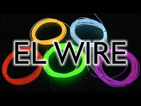 Electroluminescent Wire