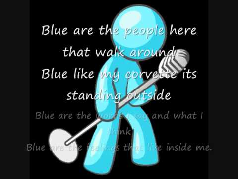 The Words For Im Blue 67