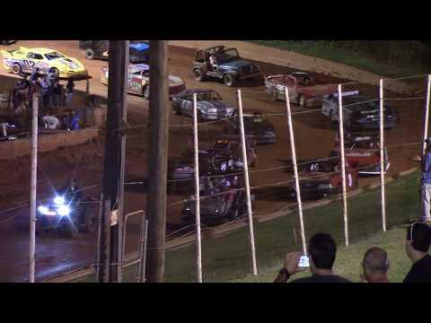 Winder Barrow Speedway Austin Crumley Memorial 8/25/18