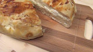 Ачма с сыром и лавашом в мультиварке