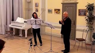 Скачать Ф Мазас Два концертных дуэта для скрипки и альта оp 38