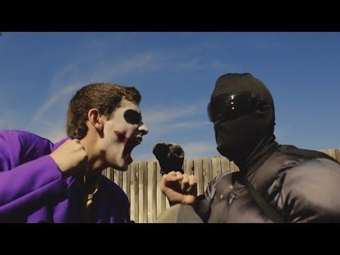 Crazy Joker Vs Ninja In Real Life | Spider-Man Avengers Videos Part 58