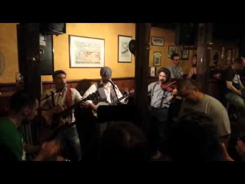 Liquor Store Folk Band - Star of the County Down