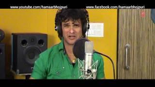 Khesari lal Yadav Singing Live On Hamaarbhojpuri Channel - Bhaiyya Arab Gaile Na