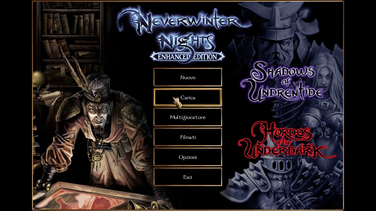 neverwinter in italiano