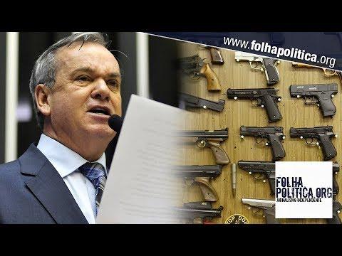 URGENTE: Revogação do Estatuto do Desarmamento é adiada para o ano que vem por conselho de Bolsonaro