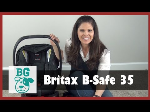 BG Review: Britax B-Safe 35 Infant Car Seat