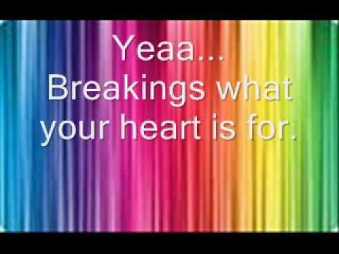 All American Rejects - Breakin'-  Lyrics mp3