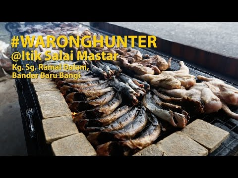 ITIK SALAI MASTAR | WARONG HUNTER