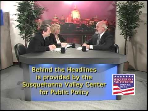 Behind the Headlines February 6, 2012 Susquehanna Valley Center for Public Policy
