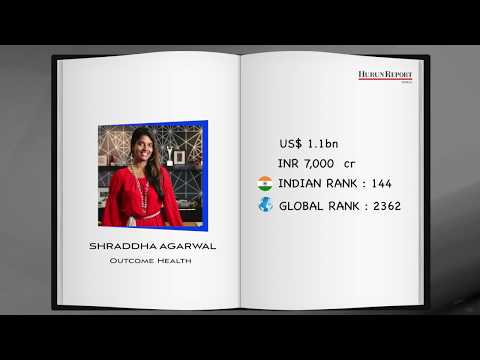 Hurun Global Rich List 2018 - India's youngest Billionaires, Retail King, Richest Self-made Woman.