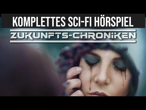 Zukunfts-Chroniken - Der hippokratische Eid (Science Fiction / Hörspiel / Hörbuch / Komplett)