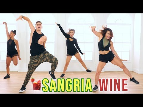 Sangria Wine - Camila Cabello x Pharrell Williams | Caleb Marshall x Blogilates | Cardio Concert