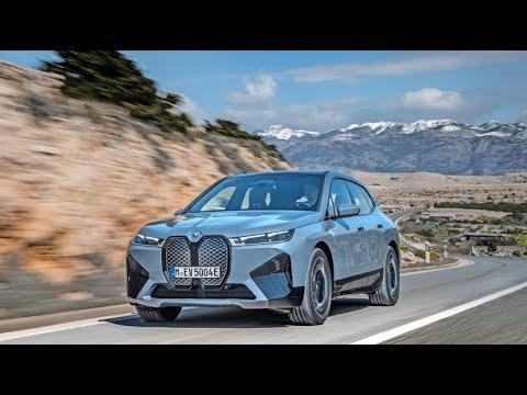 BMW iX review: 0-60mph, Autobahn and range test!