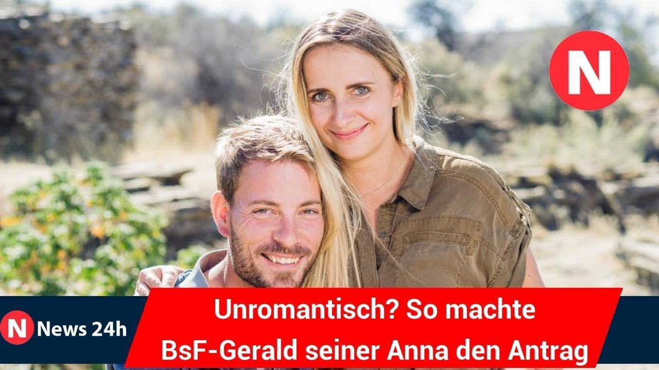 Anna Und Gerald News