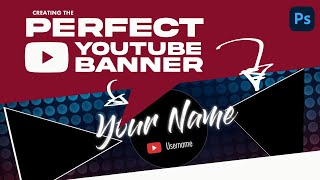 Best Top New YouTube Channel Art PSD | Kaushal Gfx | Adobe Photoshop Pro Tutorial #3