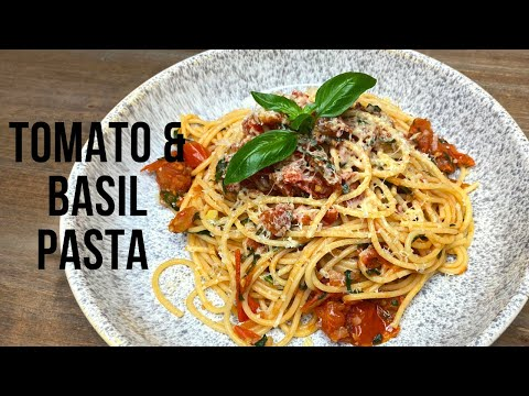Tomato And Basil Pasta Recipe