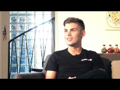 Kieron Richardson Interview - Show Racism the Red Card