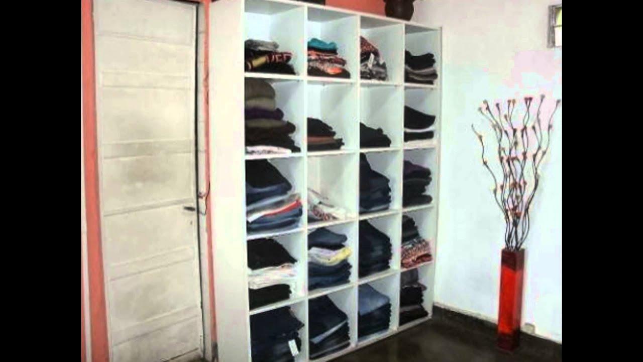 Muebles Para Tiendas De Ropa : Venta de muebles y accesorios para local ropa youtube