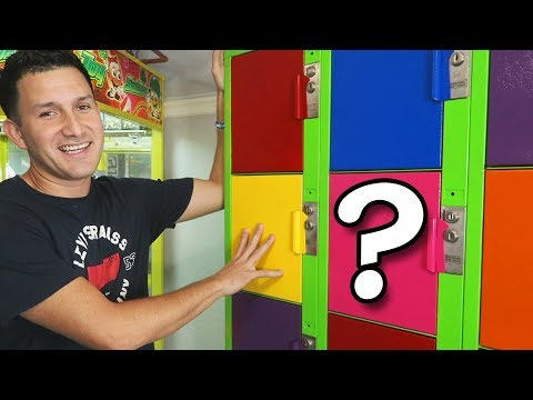 The Mystery Lockers are back!