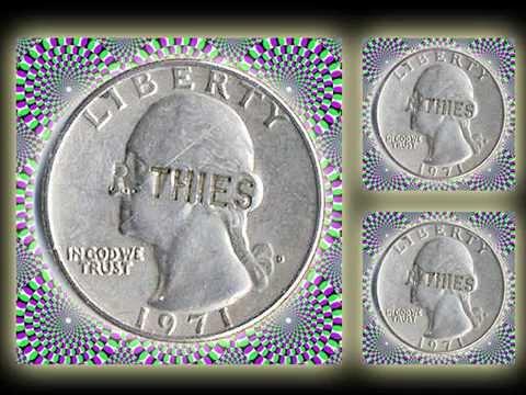 STRANGE CHANGE: The R  Thies Quarter Mystery Phenomenon