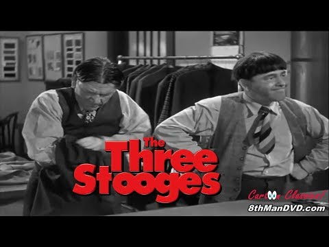 THE THREE STOOGES: Sing a Song of Six Pants 1947 Remastered HD 1080p