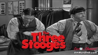 THE THREE STOOGES: Sing a Song of Six Pants (1947) (Remastered) (HD 1080p)