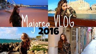 TRAVEL VLOG: Mallorca/Majorca 2016 [ PART ONE ]