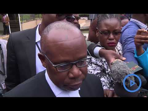 Githu Muigai and Aden Duale's take on court ruling