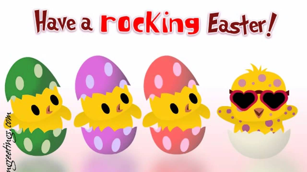 Happy Easter Ecards Greetings Card Wishes Video 07 02