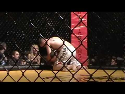 Walter Wheeler vs Andrew Kasdorf Cage Wars 17