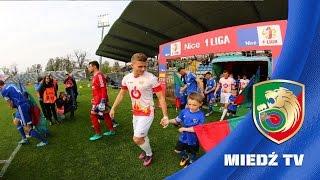 Miedź TV: Skrót meczu Miedź Legnica - Znicz Pruszków