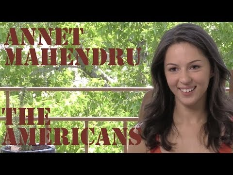 DP30 Emmy Watch: Annet Mahendru on The Americans