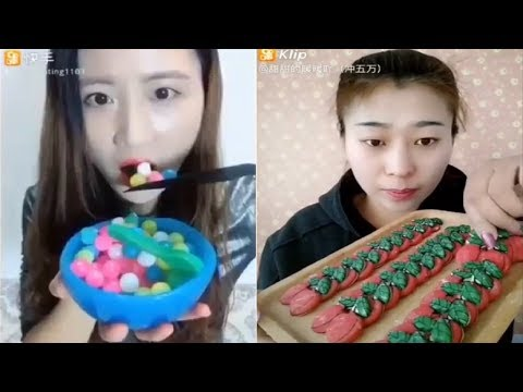 [ASMR NO TALKING] Ice Eating ASMR - (Eat the whole word) / Ice Chewing #110