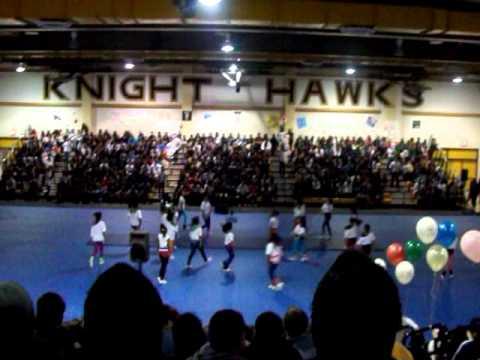 Pete Knight Cheerleaders