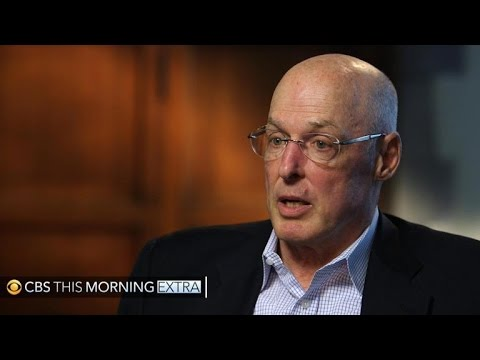 "Hank Paulson: U.S. tax system is a ""disgrace"""