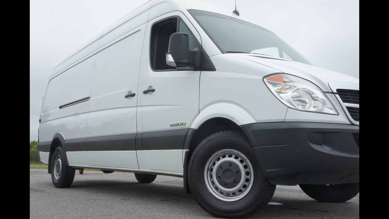 2008 dodge sprinter 2500 long wheel base for sale diesel. Black Bedroom Furniture Sets. Home Design Ideas